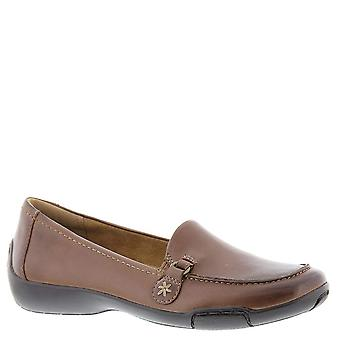 MATRISE Womens addie skinn lukket tå Loafers
