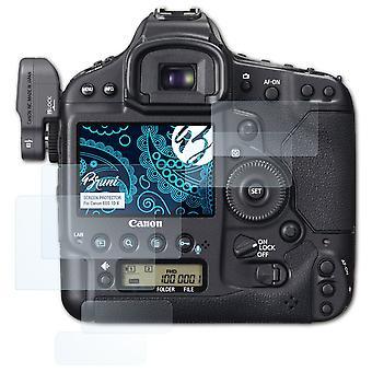 Bruni 2x näytönsuoja yhteensopiva Canon EOS 1D X suojakalvo