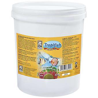 TropiFish Granulo 0,7Mm 650G (Fish , Food , Warm Water)