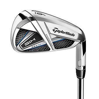 Taylormade Hommes 2020 SIM Max Steel RH Golf 7 Club Iron Set 5-SW
