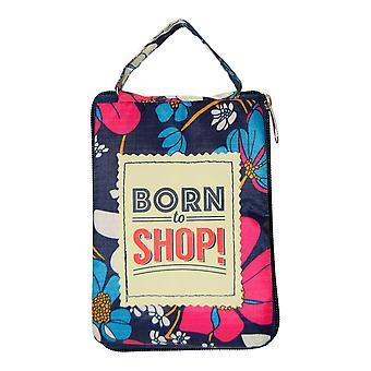 Ostoskassi BORN TO SHOP laukku laukku