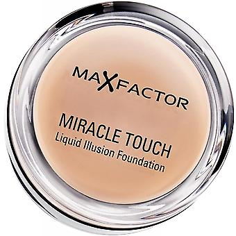 Max Factor 3 X Max Factor Miracle Touch Liquid Illusion Foundation - Ivoire