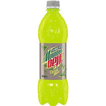 Mountain Dew Diet Sugar Free
