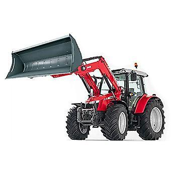 Britains Farm 1.32 échelle Massey Ferguson 6616 tracteur avec chargeur frontal