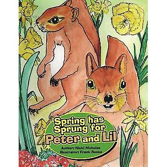 Våren har sprung for Peter og Lil av Nicholas & Nicki
