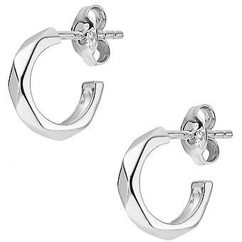 Fossil earrings JFS00468040 - STERLING SILVER Silver