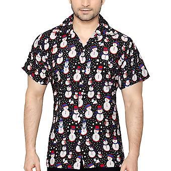 Club cubana miesten & #039; s säännöllinen sovi klassinen lyhythihainen rento paita ccx10