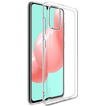 IMAK UX-5 Série TPU Shell Samsung Galaxy A41