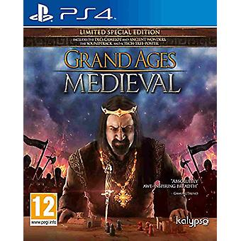 Grand Ages Medieval (Playstation 4) - Nieuw