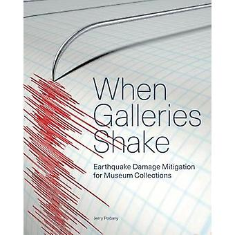 When Galleries Shake - Earthquake Damage Mitigation for Museum Collec
