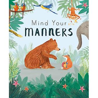 Mind Your Manners door Nicola Edwards - 9781848578890 Boek