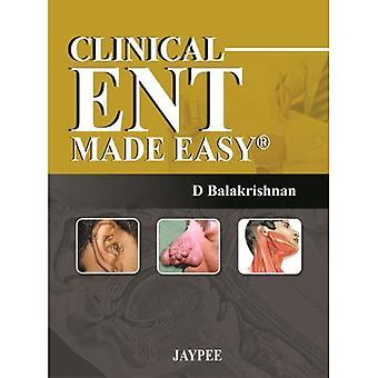 Kliniska ENT Made Easy