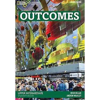 Outcomes Upper Intermediate with Access Code and Class DVD by Hugh Dellar