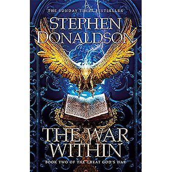 The War Within - The Great God's War Book Two by Stephen Donaldson - 9