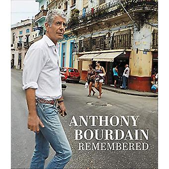 Anthony Bourdain Remembered - 9780062956583 Book