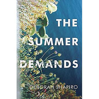 The Summer Demands by Deborah Shapiro - 9781948226301 Book