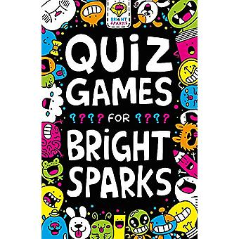 Quiz Spel för Bright Sparks - Åldrarna 7 till 9 av Gareth Moore - 978178055