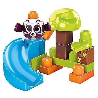 Fisher-Price, Mega Bloks Lekset - Panda