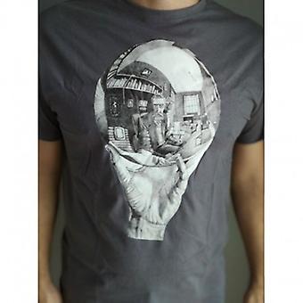 4 / جميع الألوان والأحجام المتاحة 100٪ القطن Tshirt اليدوية في جميع أنحاء العالم الشحن مجانا