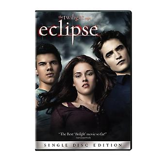 Twilight Saga: Eclipse [DVD] USA import