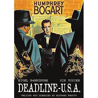 Deadline U.S.a. (1952) [DVD] USA import
