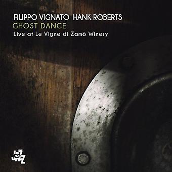 Ghost Dance: Live At Le Vigne Di Zamo Winery [CD] USA import