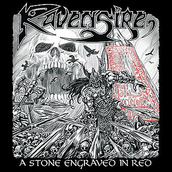 Stone Engraved In Red [CD] USA import