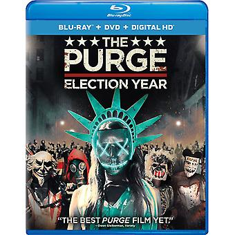 Purge: Importer des élections USA année [Blu-ray]