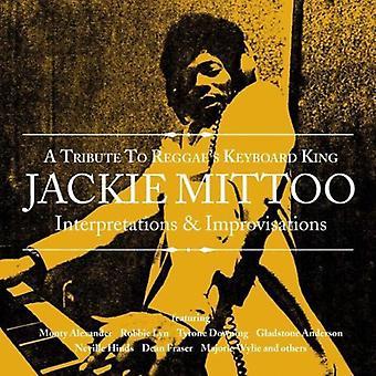 Tribute to Reggae's Keyboard King Jackie Mittoo - Tribute to Reggae's Keyboard King Jackie Mittoo [CD] USA import