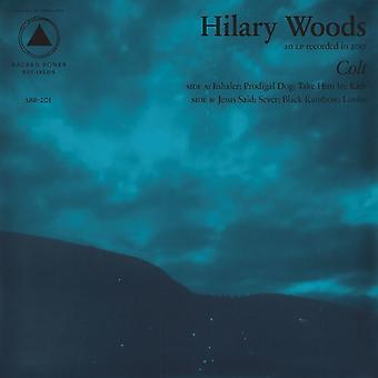 Woods*Hilary - Colt [CD] USA import