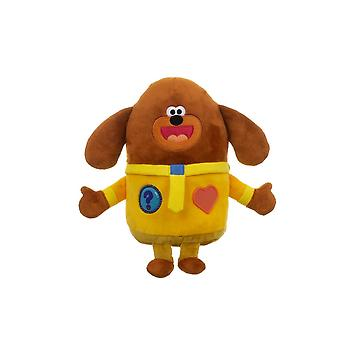 hey duggee voice activated smart duggee soft toy 10cm with songs and sounds for