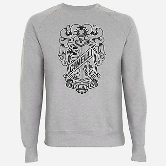 Cinelli T-shirt - Crest Crewneck