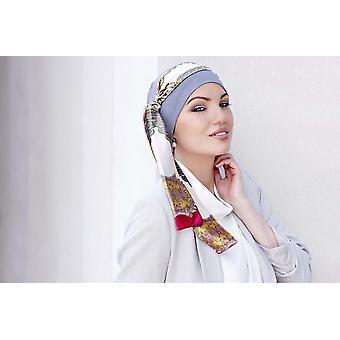 Yanna Grey Velvet Alba Rossi sjaal