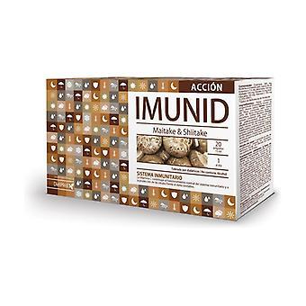 Immunid Protect 20 ampoules de 15ml