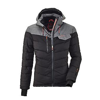 killtec Men's Ski Jacket Combloux MN Quilted Ski JCKT