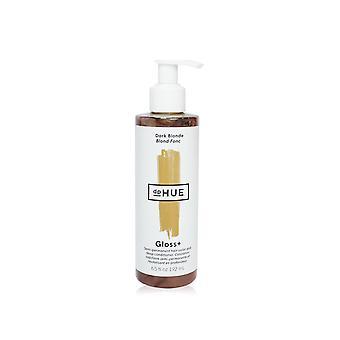 Gloss+ semi permanente haarkleur en deep conditioner # donkerblonde 246814 192ml/6.5oz