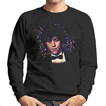 TV Zeiten Bob Geldof In einem Smoking 1986 Herren Sweatshirt