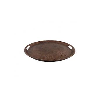 Deco4yourhome Tray Around Antique Copper