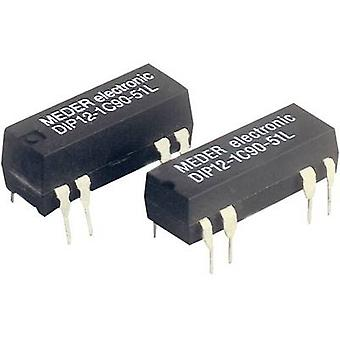 StandexMeder Electronics DIP24-1C90-51D Reed relay 1 change-over 24 V DC 0.5 A 10 W DIP 8