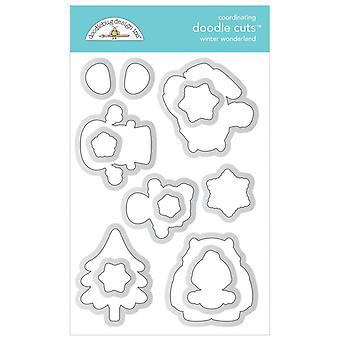 Doodlebug Design Winter Wonderland Coupes Doodle