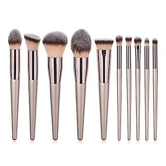 Makeup Brushes - Perfect Pro Tapered Buffing Sculpting Angled