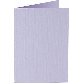 Papicolor 6X بطاقة مزدوجة A6 105x148 ملم ماوف