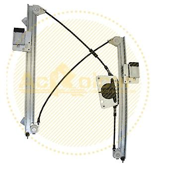 Främre höger elektrisk fönsterregulator (ingen motor) För - SKODA OCTAVIA (1Z3) För 2004-2012