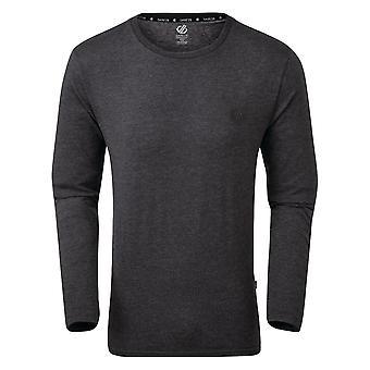 Dare 2b Mens Overdrive Langarm Casual T Shirt