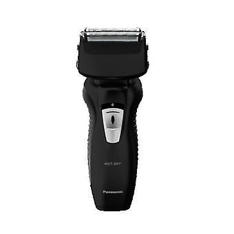 Oppladbar elektrisk barbermaskin Panasonic Corp. Våt&Tørr ES-RW31-S503 LED Svart