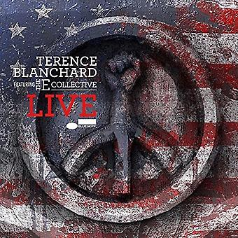 Terence Blanchard - Live (Feat. den E-Collective) [CD] USA import