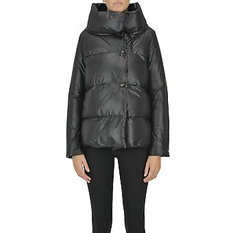 Tautou Ezgl564003 Women's Black Nylon Down Jacket