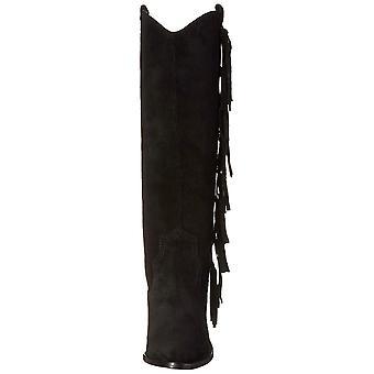 Ash Womens Imala piele a subliniat Toe Knee High Fashion Boots