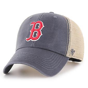 47 Brand Trucker Cap - FLAGSHIP Boston Red Sox vintage navy