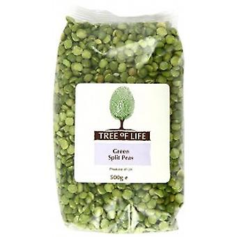 Tree Of Life - Peas - Green Split